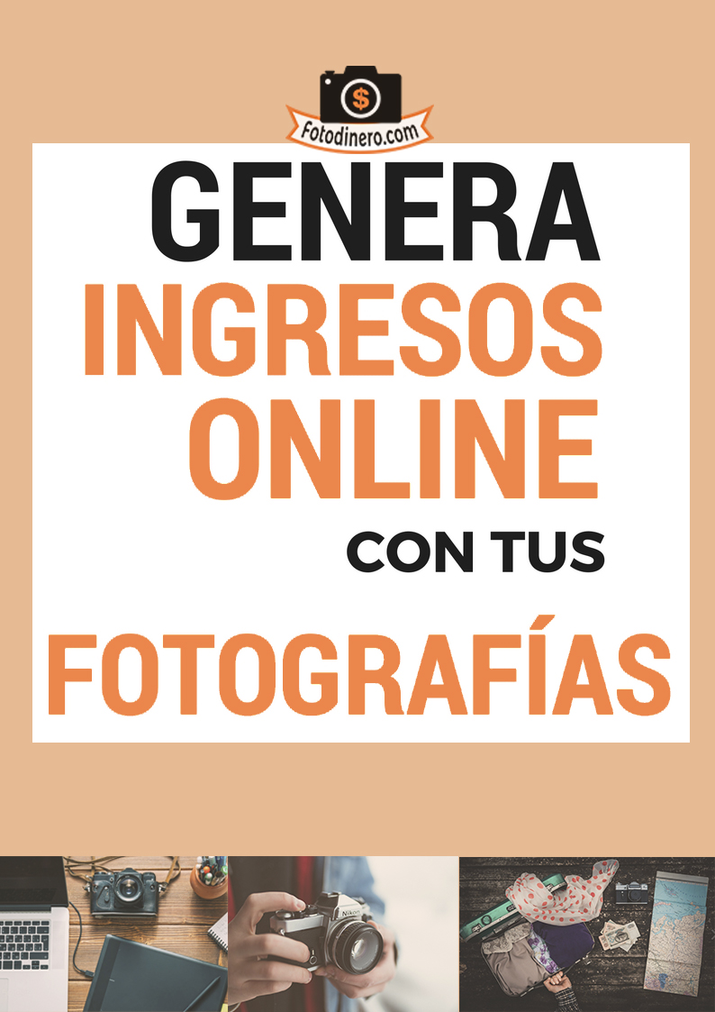 Vende tus fotos por internet