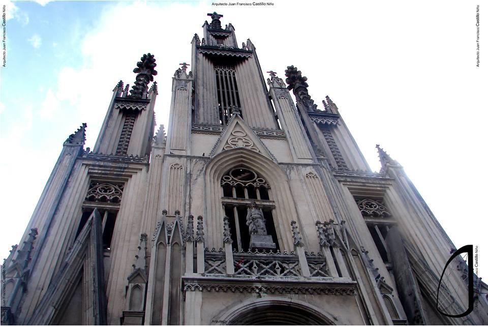 fotografia de stock iglesia