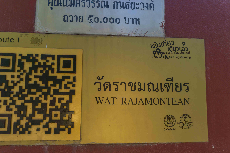 foto etiqueta viaje tailandia