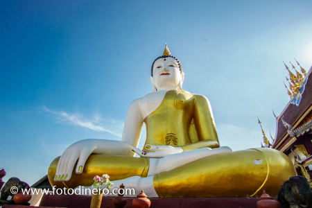 foto buda viaje a tailandia