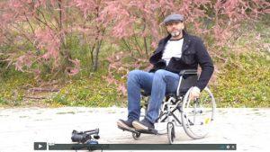 masterclass silla de ruedas