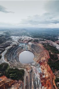 fotografia paisaje aerea drone