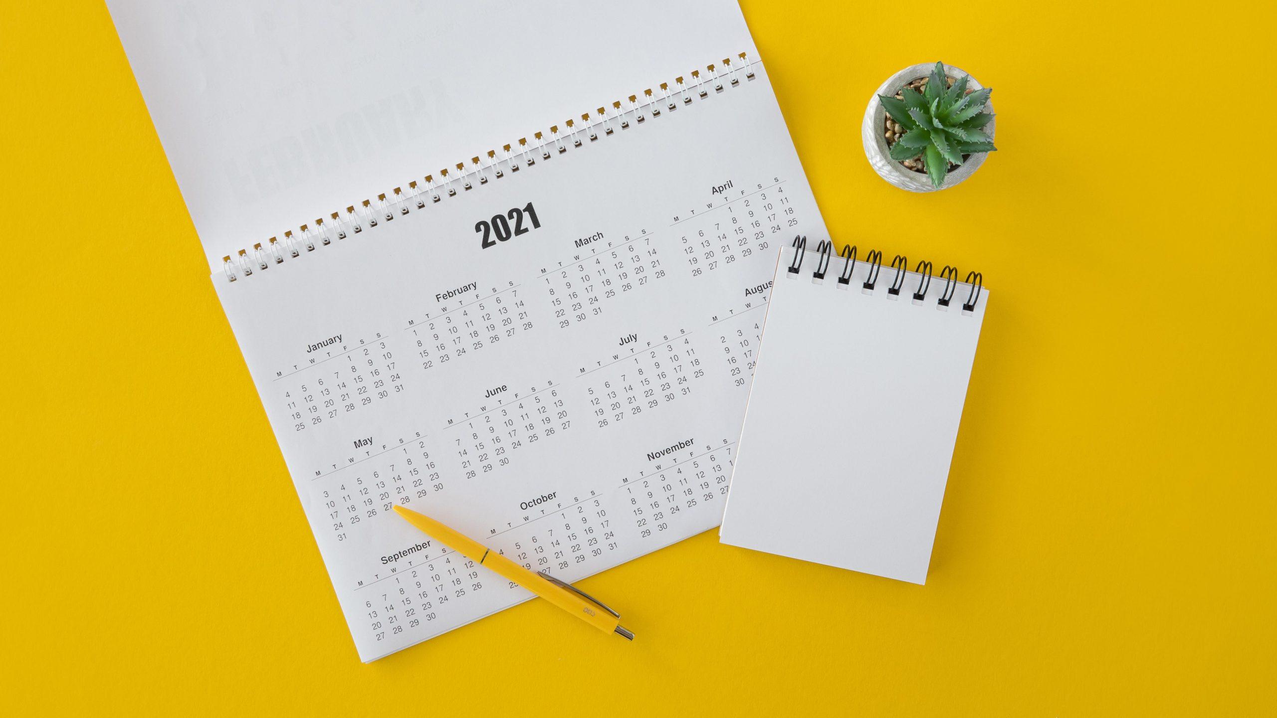 estrategia calendario stock