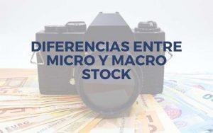diferencias micro macro stock
